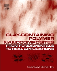 Cover image for Clay-Containing Polymer Nanocomposites