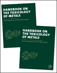 Cover image for Handbook on the Toxicology of Metals