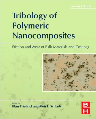 Cover image for Tribology of Polymeric Nanocomposites
