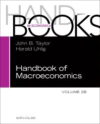 Cover image for Handbook of Macroeconomics
