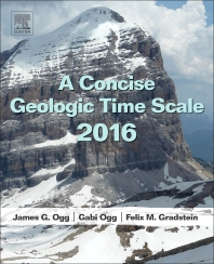 A Concise Geologic Time Scale - 1st Edition - ISBN: 9780444594679, 9780444594686
