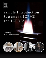Cover image for Sample Introduction Systems in ICPMS and ICPOES