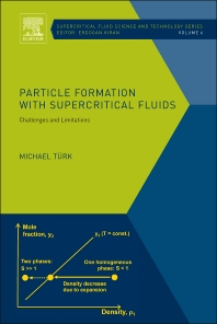 Cover image for Particle Formation with Supercritical Fluids