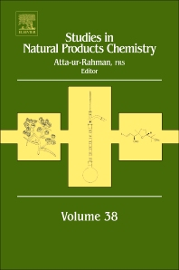 Studies in Natural Products Chemistry - 1st Edition - ISBN: 9780444595300, 9780444595386