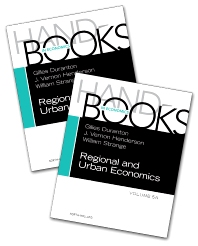 Handbook of Regional and Urban Economics - 1st Edition - ISBN: 9780444595331, 9780444595393