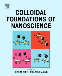 Cover image for Colloidal Foundations of Nanoscience