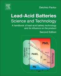 Cover image for Lead-Acid Batteries: Science and Technology