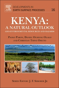 Cover image for Kenya: A Natural Outlook