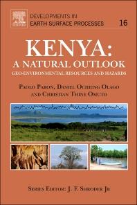 Cover image for Kenya: A Natural Outlook