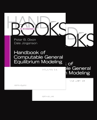 Book Series: Handbook of Computable General Equilibrium Modeling