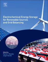 Cover image for Electrochemical Energy Storage for Renewable Sources and Grid Balancing