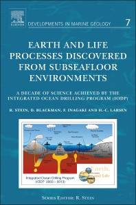Cover image for Earth and Life Processes Discovered from Subseafloor Environments