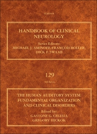 Cover image for The Human Auditory System