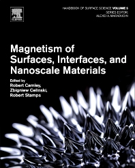 Cover image for Magnetism of Surfaces, Interfaces, and Nanoscale Materials