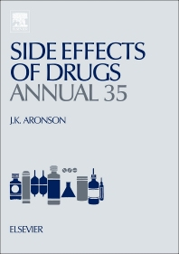 Side Effects of Drugs Annual - 1st Edition - ISBN: 9780444626356, 9780444626363