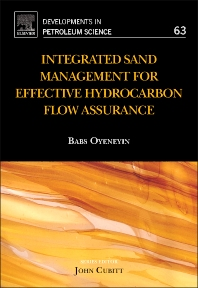 Cover image for Integrated Sand Management For Effective Hydrocarbon Flow Assurance