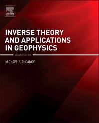 Cover image for Inverse Theory and Applications in Geophysics