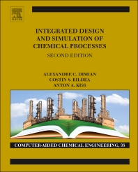 Cover image for Integrated Design and Simulation of Chemical Processes