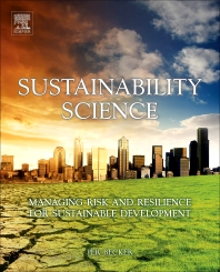 Cover image for Sustainability Science