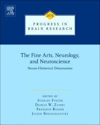 Cover image for The Fine Arts, Neurology, and Neuroscience