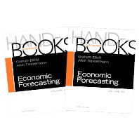 Handbook of Economic Forecasting - 1st Edition - ISBN: 9780444627322, 9780444627414
