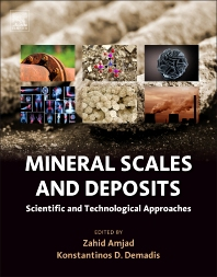 Cover image for Mineral Scales and Deposits