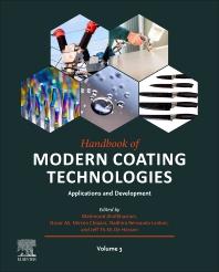 Handbook of Modern Coating Technologies - 1st Edition - ISBN: 9780444632371, 9780444632432
