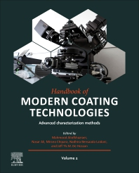Cover image for Handbook of Modern Coating Technologies