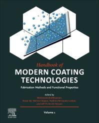 Handbook of Modern Coating Technologies - 1st Edition - ISBN: 9780444632401, 9780444632463