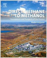 cover of Direct Methane to Methanol - 1st Edition