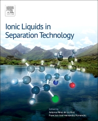 Cover image for Ionic Liquids in Separation Technology