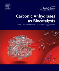 cover of Carbonic Anhydrases as Biocatalysts - 1st Edition