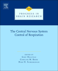 Cover image for The Central Nervous System Control of Respiration