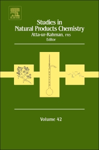 Studies in Natural Products Chemistry - 1st Edition - ISBN: 9780444632814, 9780444632821