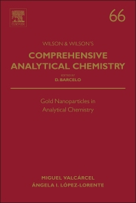 Cover image for Gold Nanoparticles in Analytical Chemistry