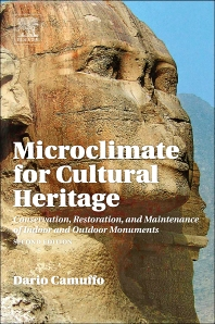 Cover image for Microclimate for Cultural Heritage