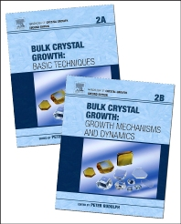 Handbook of Crystal Growth - 2nd Edition - ISBN: 9780444633033, 9780444633064
