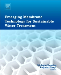 Cover image for Emerging Membrane Technology for Sustainable Water Treatment