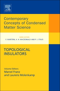 Cover image for Topological Insulators