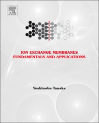 Cover image for Ion Exchange Membranes