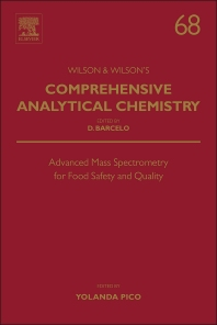 Cover image for Advanced Mass Spectrometry for Food Safety and Quality