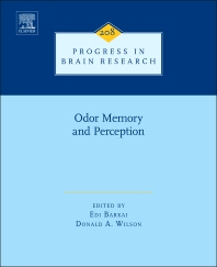 Cover image for Odor Memory and Perception