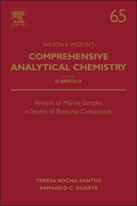 Analysis of Marine Samples in Search of Bioactive Compounds - 1st Edition - ISBN: 9780444633590, 9780444633811