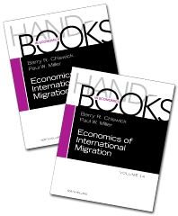 Cover image for Handbook of the Economics of International Migration