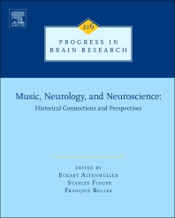 Cover image for Music, Neurology, and Neuroscience: Historical Connections and Perspectives