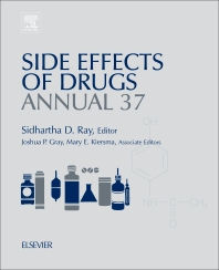 Side Effects of Drugs Annual - 1st Edition - ISBN: 9780444634078, 9780444633910