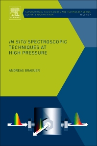 Cover image for In situ Spectroscopic Techniques at High Pressure