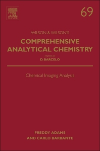 Cover image for Chemical Imaging Analysis