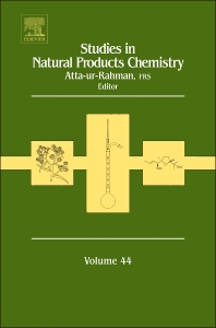 Studies in Natural Products Chemistry - 1st Edition - ISBN: 9780444634603, 9780444634702