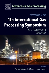 Proceedings of the 4th International Gas Processing Symposium - 1st Edition - ISBN: 9780444634610, 9780444634719